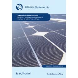 Electrotecnia. ENAE0108