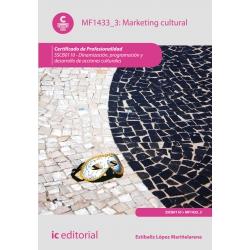 Marketing cultural. SSCB0110