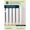 Instalación y puesta en marcha de aparatos de calefacción y climatización de uso doméstico. IMAI0108