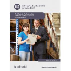 Gestión de proveedores MF1004_3