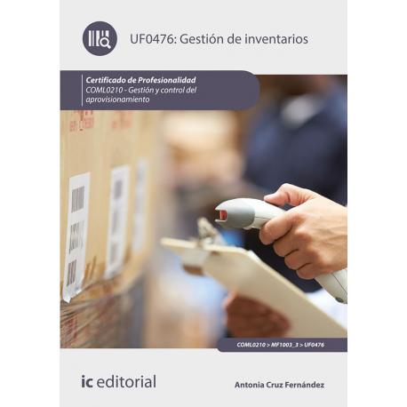Gestión de inventarios UF0476