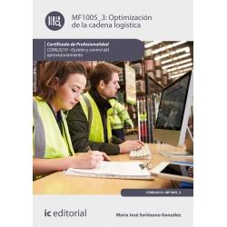 Optimización de la cadena logística MF1005_3