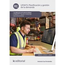 Planificación y gestión de la demanda UF0475