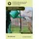 Operaciones para la instalación de jardines y zonas verdes UF0020 (2ª Ed.)