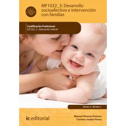 Desarrollo Socioafectivo e Intervención con Familias - MF1032_3 (2ª Ed.)