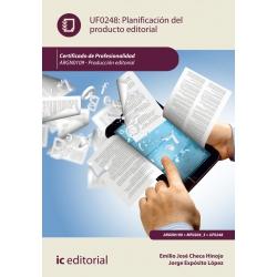 Planificación del producto editorial. ARGN0109