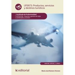 Productos, servicios y destinos turísticos UF0073