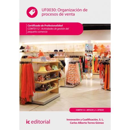 Organización de procesos de venta