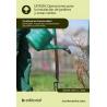Operaciones para la instalación de jardines y zonas verdes. AGAO0208