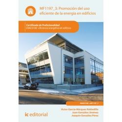 Promoción del uso eficiente de la energía en edificios. ENAC0108