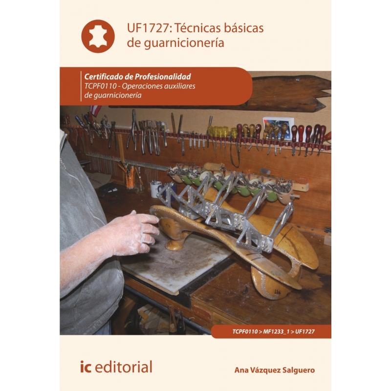 Libro de t cnicas b sicas de guarnicioner a uf1727 for Tecnicas basicas de cocina libro