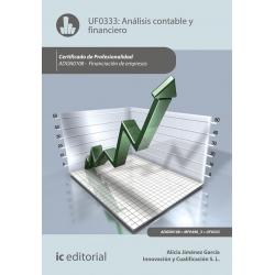 Análisis Contable y Financiero UF0333 (2ª Ed.)