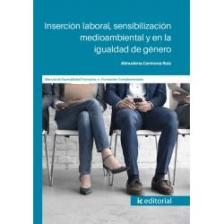 FCOO03. Inserción laboral, sensibilización medioambiental y en la igualdad de género