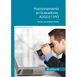 Posicionamiento en buscadores. ADGD211PO