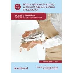 Aplicación de normas y condiciones higiénico-sanitarias en restauración. HOTR0308