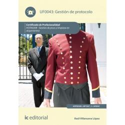 Gestión de Protocolo. HOTA0208