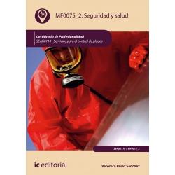 Seguridad y salud. SEAG0110