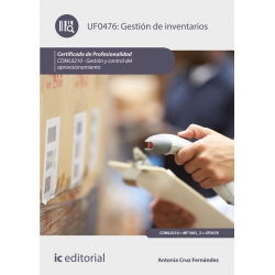 Gestión de inventarios. COML0210