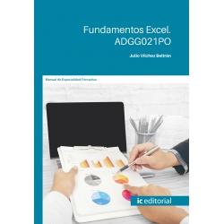 Fundamentos Excel. ADGG021PO