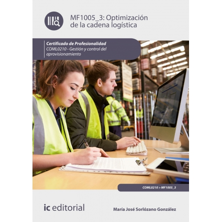 Optimización de la cadena logística. COML0210