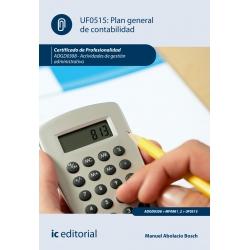 Plan General de  Contabilidad  UF0515 (2ª Ed.)