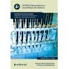 Manipulación y ensamblaje de tuberías. IMAI0108