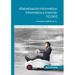 Alfabetización informática: Informática e Internet. FCOI02