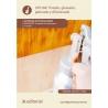 Tintado, glaseado, patinado y difuminado UF0184 (2ª Ed.)