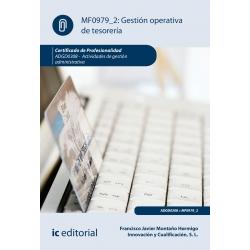 Gestión operativa de tesorería MF0979_2