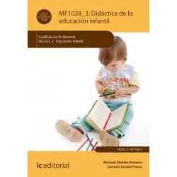 Didáctica de la Educación Infantil MF1028_3 (2ª Ed.)