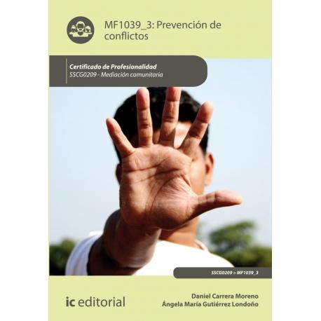 Prevención de conflictos. SSCG0209