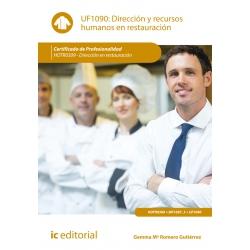 Dirección y recursos humanos en restauración. HOTR0309