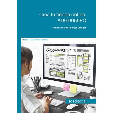 ADGD055PO. Crea tu tienda online