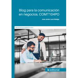 COMT104PO. Blog para la comunicación en negocios