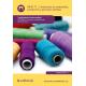 Iniciación en materiales, productos y procesos textiles MF0177_1 (2ª Ed.)