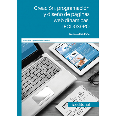 IFCD039PO. Creación, programación y diseño de páginas web dinámicas