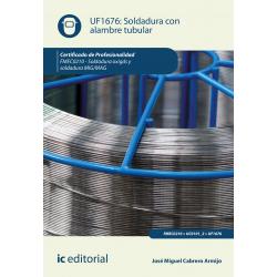 Soldadura con alambre tubular UF1676 (2ª Ed.)
