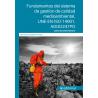 Fundamentos del Sistema de Gestión de Calidad Medioambiental. UNE-EN-ISO-14001. ADGD247PO