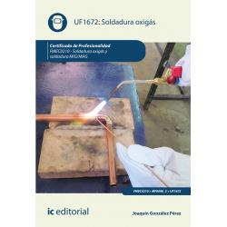 Soldadura oxigás UF1672 (2ª Ed.)