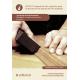 Preparación de soportes para la aplicación de productos de acabado. MAMR0208