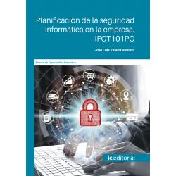 IFCT101PO. Planificación de la seguridad informática en la empresa