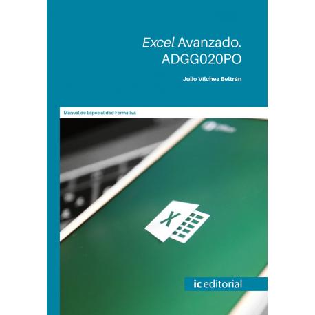 ADGG020PO. Excel Avanzado