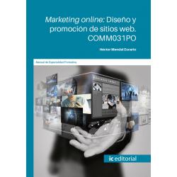 COMM031PO. Marketing online: Diseño y promoción de sitios web