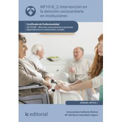 Intervención en la atención sociosanitaria en instituciones MF1018_2
