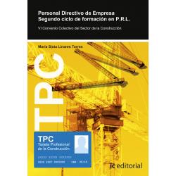 TPC - Personal Directivo de Empresa. Segundo Ciclo de Formación en P.R.L.