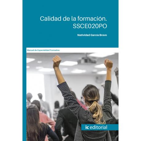 SSCE020PO. Calidad de la formación