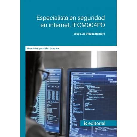 IFCM004PO. Especialista en seguridad en internet