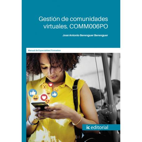 COMM006PO. Gestión de comunidades virtuales