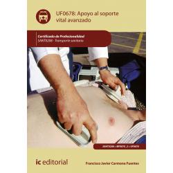 Apoyo al soporte vital avanzado UF0678 (2ª Ed.)