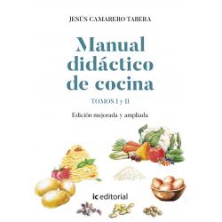 Manual didáctico de cocina (Tomos I y II)